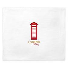 London calling King Duvet