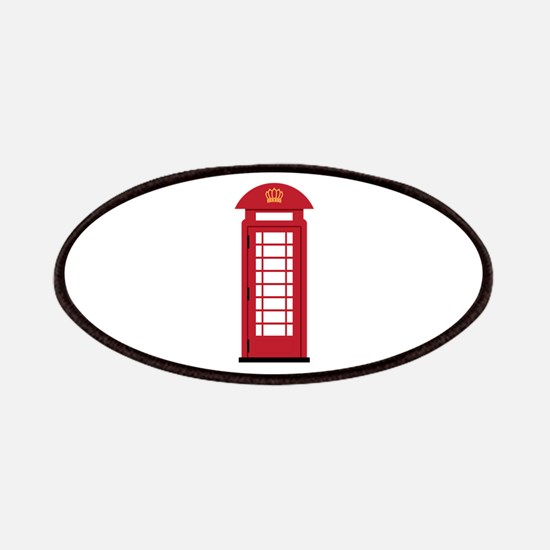 Telephone Booth Patch