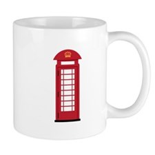 Telephone Booth Mugs