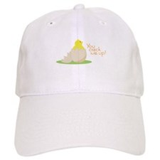 You crack em up Baseball Baseball Baseball Cap