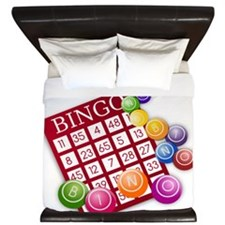Bingo King Duvet