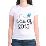 2015 High School Graduation Jr. Ringer T-Shirt