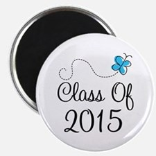 2015 High School Graduation Magnet