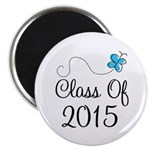 2015 High School Graduation Magnet