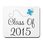 2015 High School Graduation Mousepad