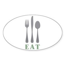 Eat Decal