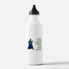 SUPER POWER Water Bottle