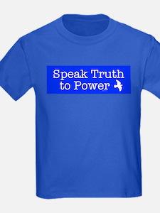 Speak Truth to Power T