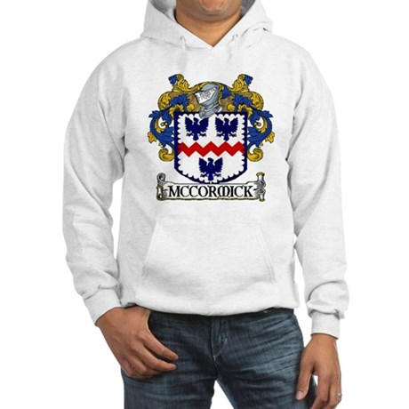 McCormick Coat of Arms Hooded Sweatshirt