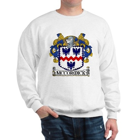 McCormick Coat of Arms Sweatshirt