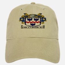 McCormick Coat of Arms Baseball Baseball Cap