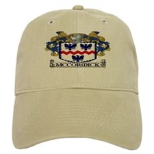 McCormick Coat of Arms Baseball Cap