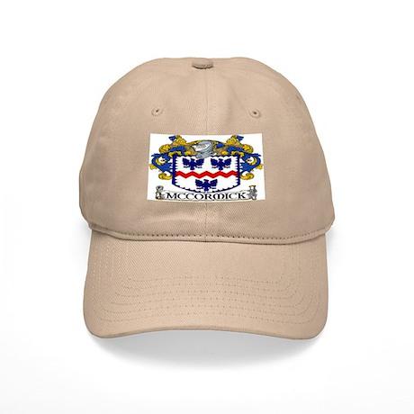 McCormick Coat of Arms Cap