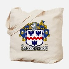 McCormick Coat of Arms Tote Bag