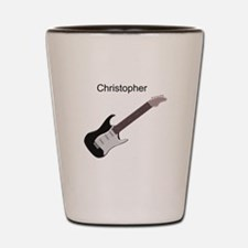 Electric Guitar Shot Glass