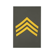 RM Provost Sergeant<BR> Rectangle Magnet