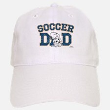 Snoopy - Soccer Dad Baseball Baseball Cap