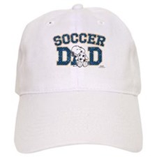 Snoopy - Soccer Dad Baseball Cap