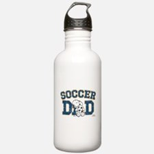 Snoopy - Soccer Dad Water Bottle