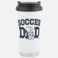 Snoopy - Soccer Dad Travel Mug
