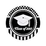 Graduation Class of 2015 Gift Button