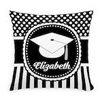 Graduation Class of 2015 Gift Everyday Pillow