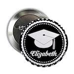 "Graduation Class of 2015 Gift 2.25"" Button (10 pac"