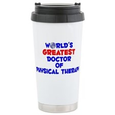 Unique Doctor of physical therapy Travel Mug