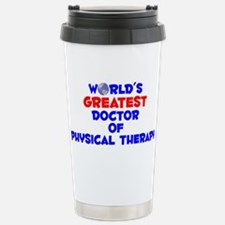 Doctor of physical therapy Travel Mug