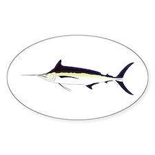 Black Marlin v2 Decal