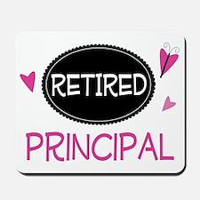 Retired Principal Mousepad