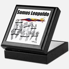 Somos Leopoldo/ Somos Venezuela Keepsake Box