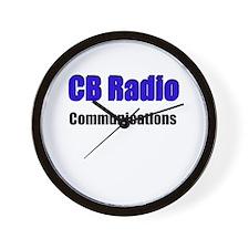 CB Radio Operator's Wall Clock