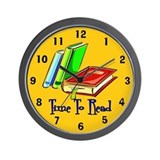 Library Wall Clocks