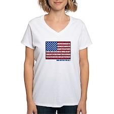Flag Pledge of Allegiance Shirt