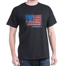 Flag Pledge of Allegiance T-Shirt
