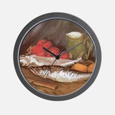 Still Life by Vincent van Gogh Wall Clock