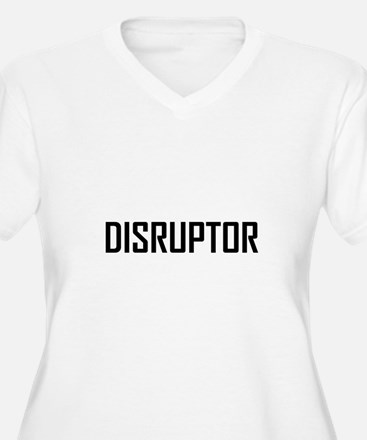 Disruptor Technology Business Plus Size T-Shirt