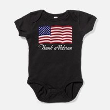 Cool Fourth july Baby Bodysuit