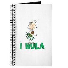 I Hula Journal