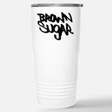 Brown sugar Stainless Steel Travel Mug