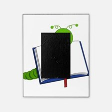 Cartoon Bookworm Picture Frame