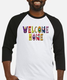 Welcome Home Bright Baseball Jersey