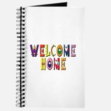 Welcome Home Bright Journal