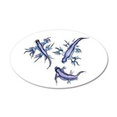 Glaucus 35x21 Oval Wall Decal