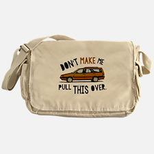 Cute Father Messenger Bag