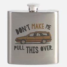 Cute Father Flask