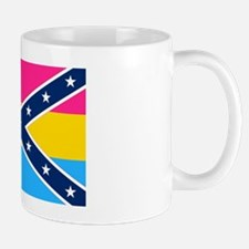 Pansexual Redneck Pride Flag Mug