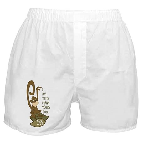I am 93 years old Boxer Shorts
