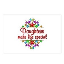 Daughters are Special Postcards (Package of 8)